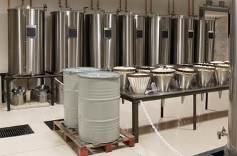 Filtration d'eau de ville a 40 m3/h : une solution economique, compacte & ergonomique
